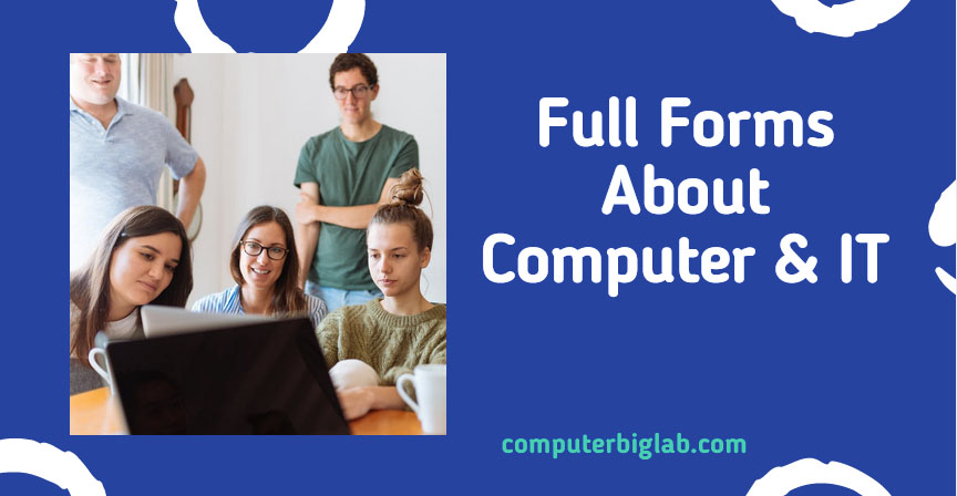 Full Forms About Computer